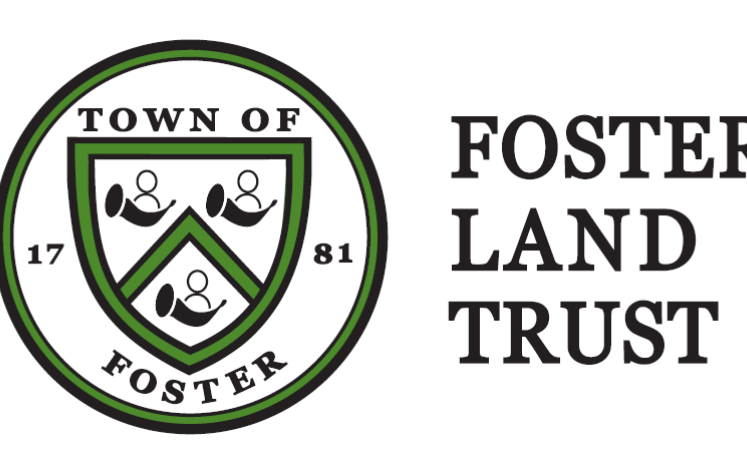 logo of the Foster Land Trust